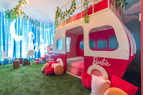 Barbie hotel room Mexico City | by deja61