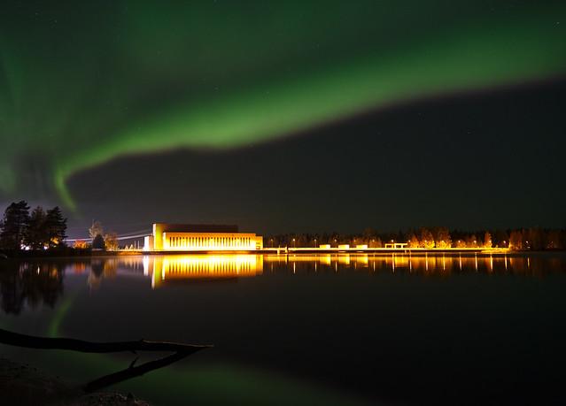 Aurora borealis 26.9.2020