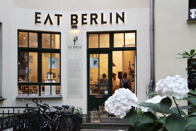 Hackesche Höfe # 13 Eat Berlin