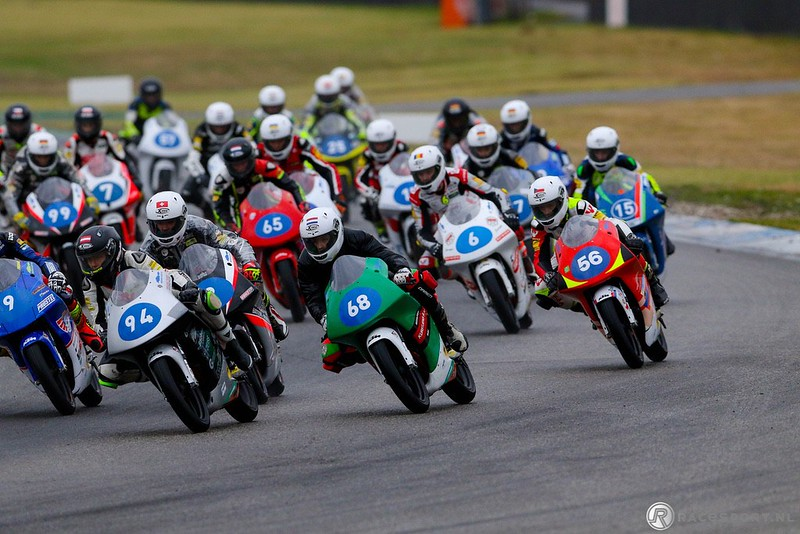 Northern Talent Cup race 1