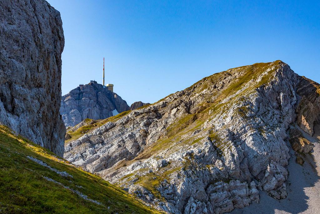 Alpstein Mountains