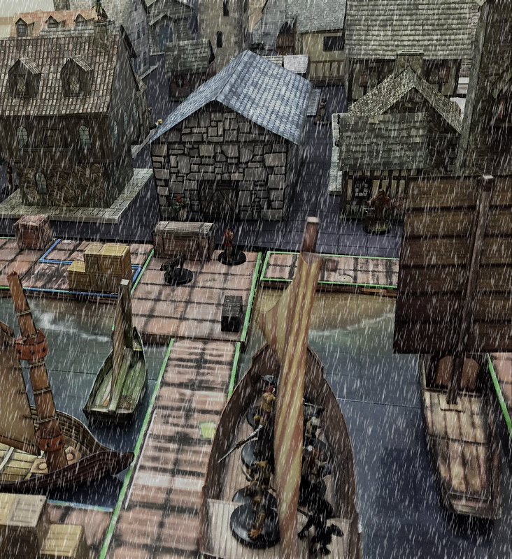Baldur's Gate Dock Ward