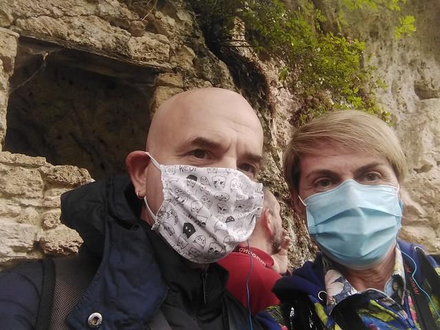 Vicovaro e gli eremi S. Cosimato
