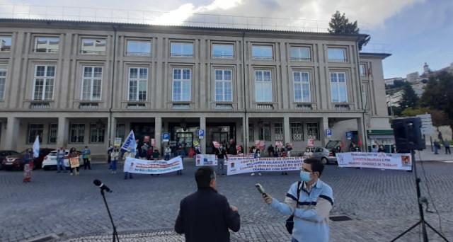 Covilhã (concelhos a norte) - Acção de Luta Nacional