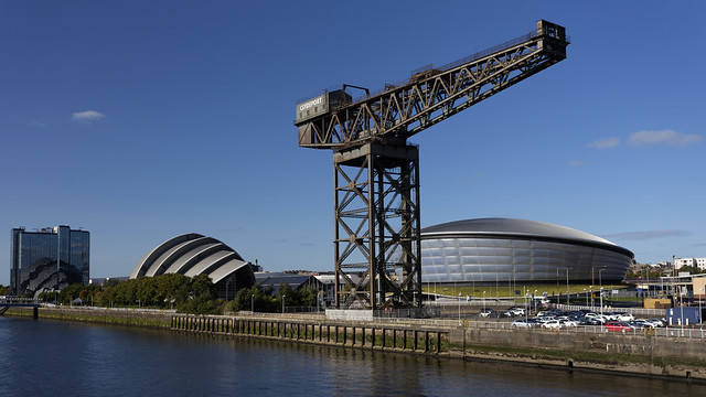 Clydeside- Old and New