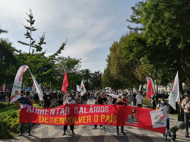 Setúbal - Acção de Luta Nacional
