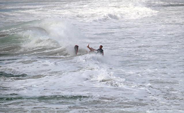 Topsail Beach - Wipeout