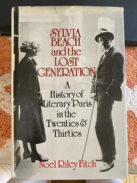 Sylvia Beach & the Lost Generation