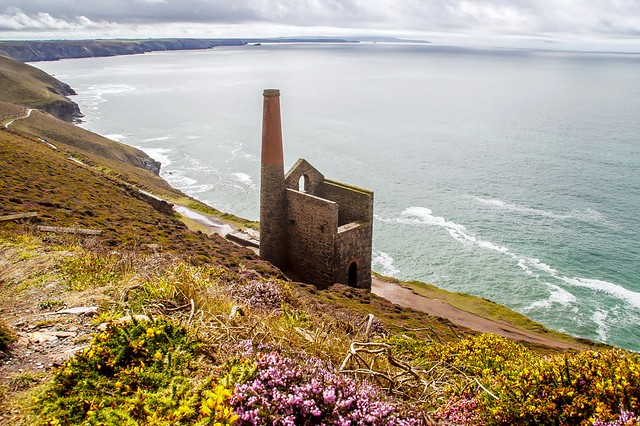 Wheal Coates, St.Agnes, Cornwall [Explored 492 on Monday, September 28, 2020]