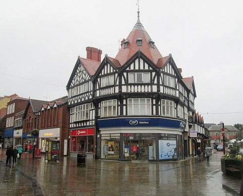 Tudor Style in Wrexham