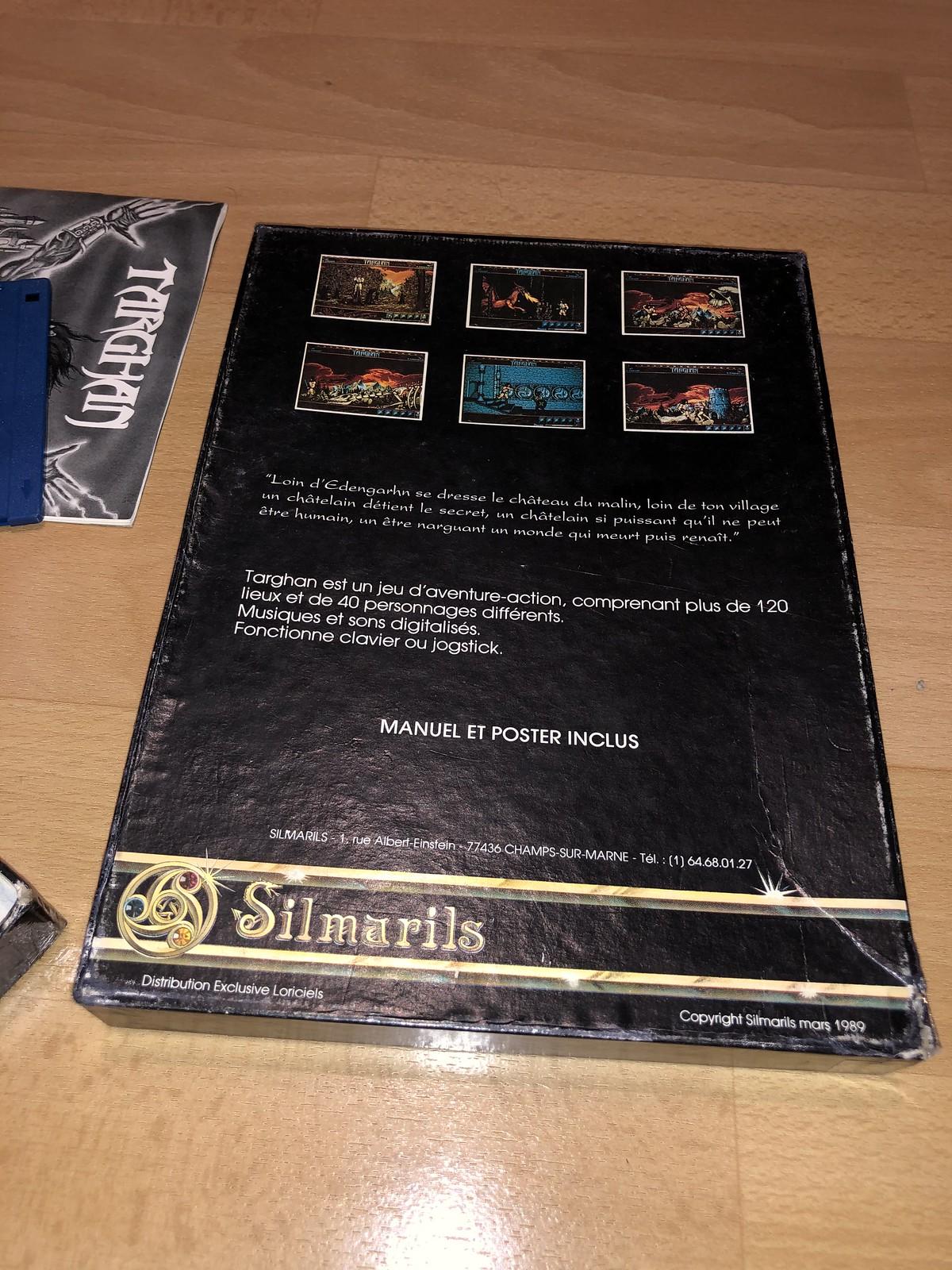 [ECH / VDS]Jeux X68000, MAC, Amiga 50386942077_101283e56a_h