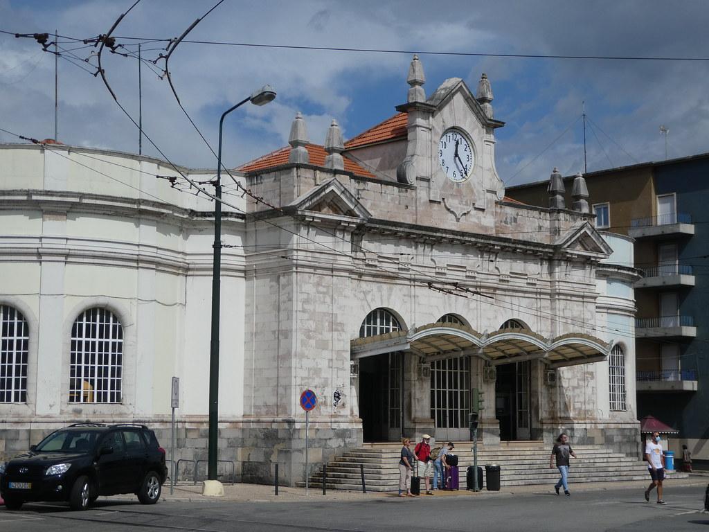Coimbra Station