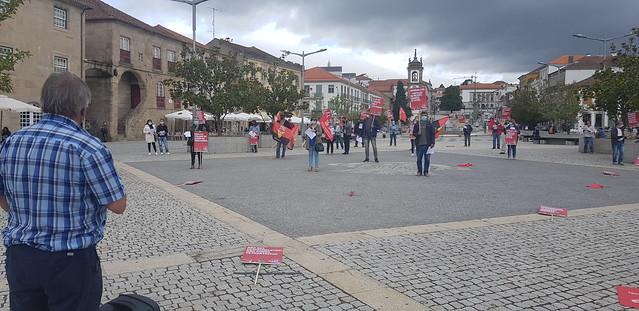 Vila Real  - Acção de Luta Nacional