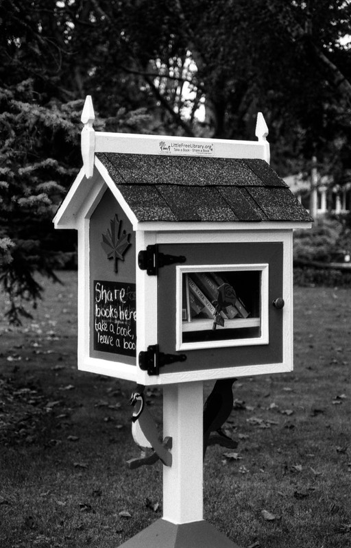 Tiny Library got Game