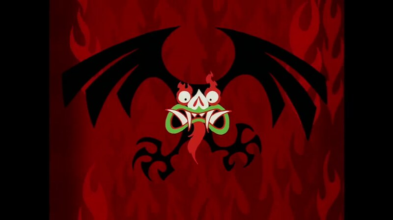 Aku Winged Form