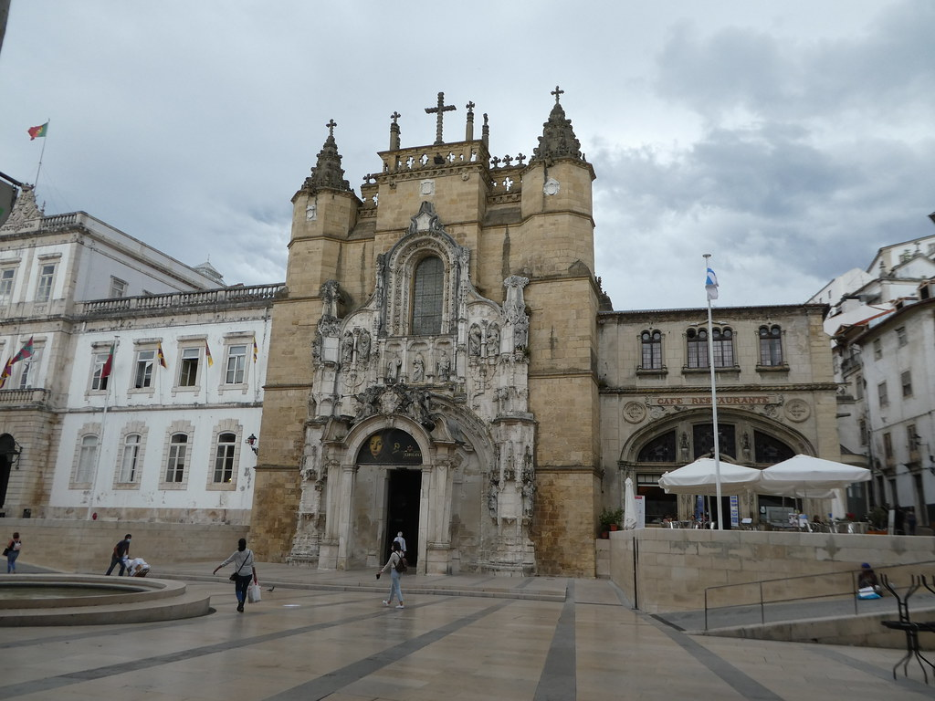 Coimbra Cathedral