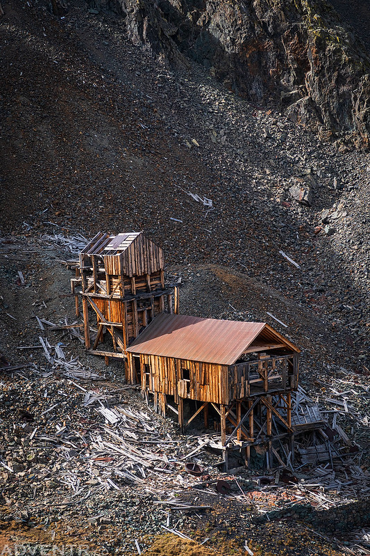Contention Mine Tramhouse