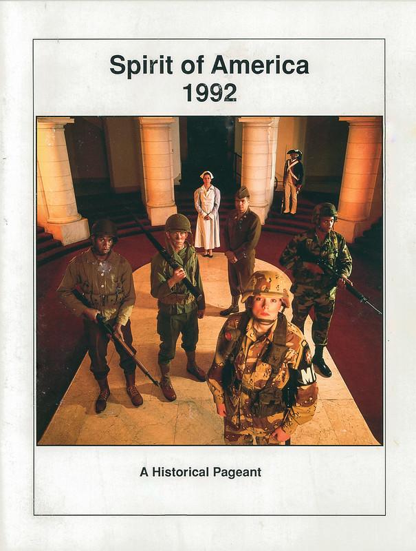 1992-Spirit of America program-01