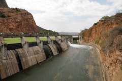 Hartbeespoort Dam. North West Province. South Africa. Sep/2020