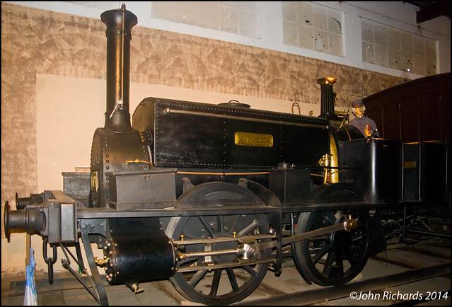 Engine No1, Transport Museum, Lujan, Argentina.