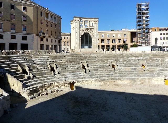 Lecce - Amphitheatre