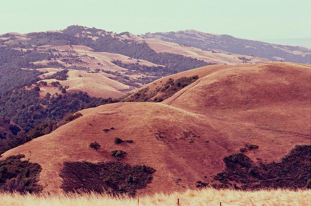 Sierra Vista Open Space Preserve, Northern California