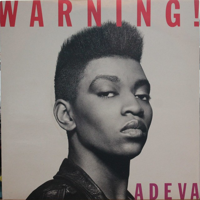 Warning Adeva 45 Single 1989