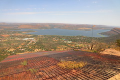 Hartbeespoort Aerial Cableway. North West Province. South Africa. Sep/2020