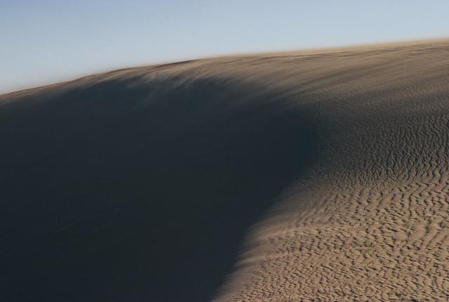 Killpecker Sand Dunes   Red Desert Wyoming '09