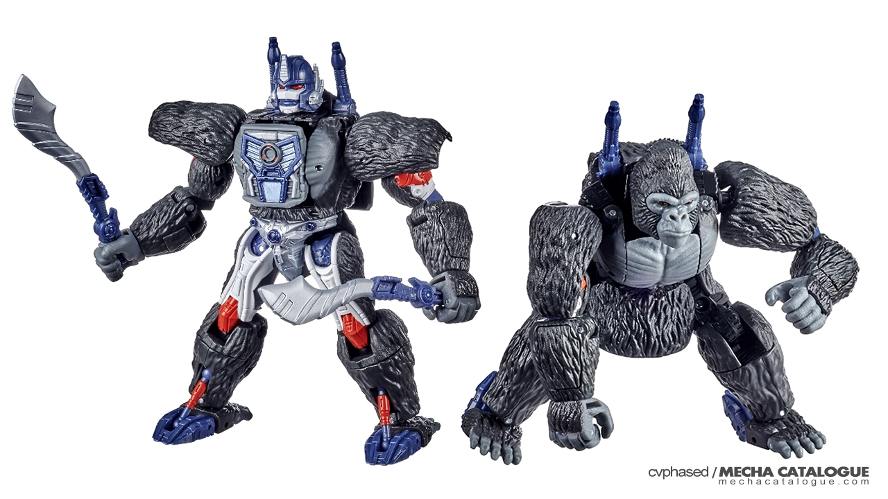 Hasbro PulseCon 2020: Transformers Generations - War for Cybertron: Kingdom OPTIMUS PRIMAL