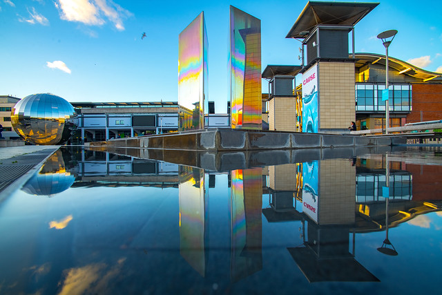 Reflecting on Bristol Explored