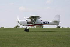 G-MGFC Aeropro Eurofix [BMAA HB 622] Sywell 010918