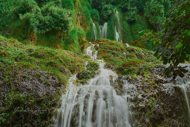 Cascada de los Chorreadores (explore September 27,2020)