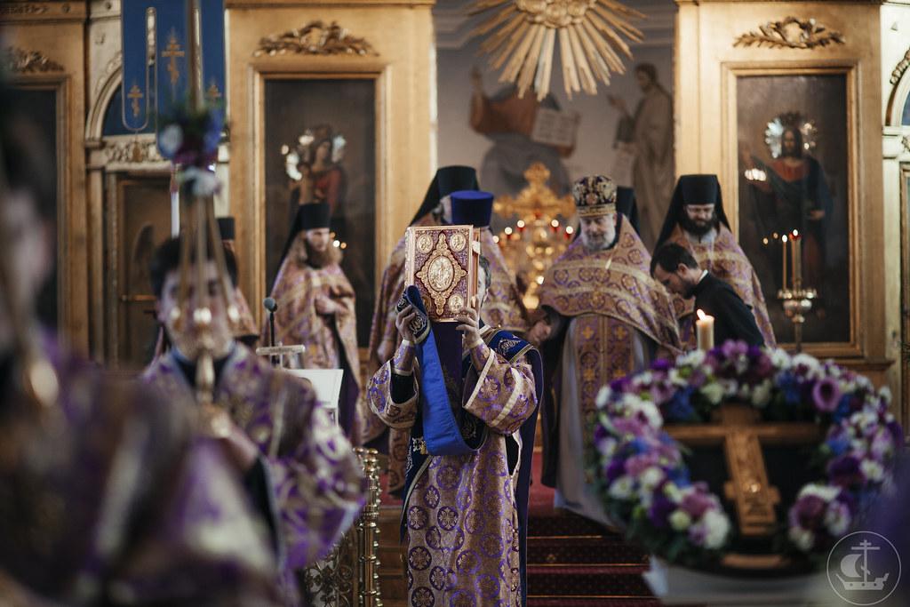 27 сентября 2020, Воздвижение Честного и Животворящего Креста Господня / 27 September 2020, The Universal Exaltation of the Precious and Life-giving Cross
