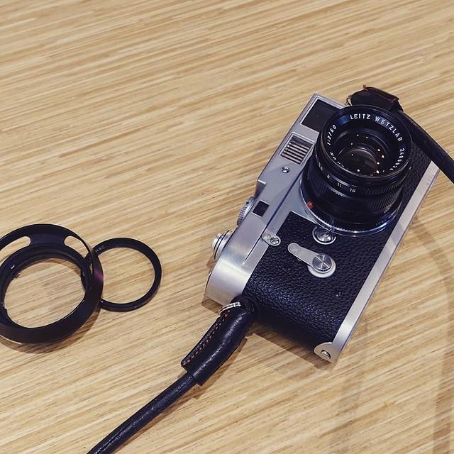 Leica Summicron 50mm f2 第二世代 高腳的疑惑