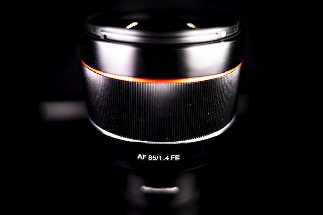 Rokinon/Samyang 85mm f/1.4 FE