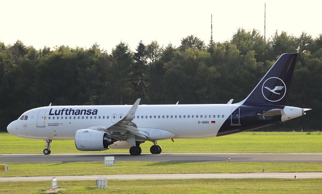 Lufthansa, D-AINX, MSN 9229, Airbus A 320-271N, 24.09.2020, HAM-EDDH, Hamburg