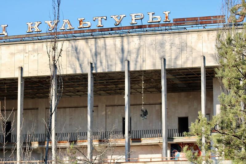 Chernobyl ja Pripyat