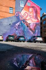 Mural by Natalia Rak