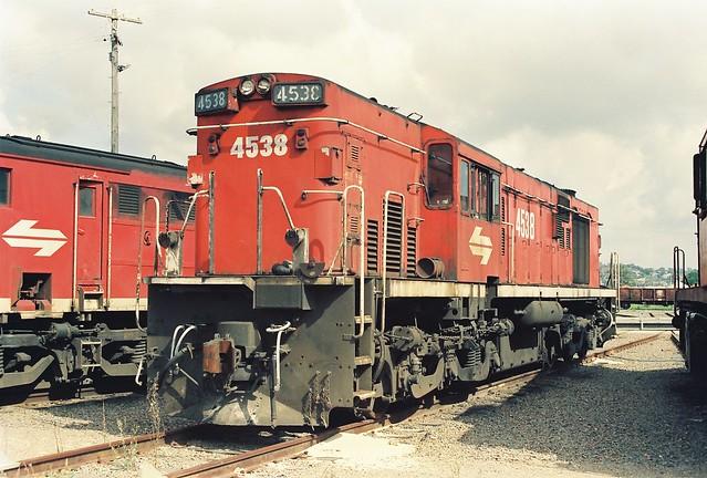 138-XA 1992-03-21 1992-03-21 4538 at Broadmeadow