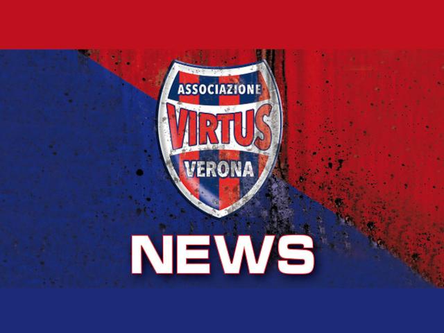 I numeri di maglia della Virtus Verona 20/21