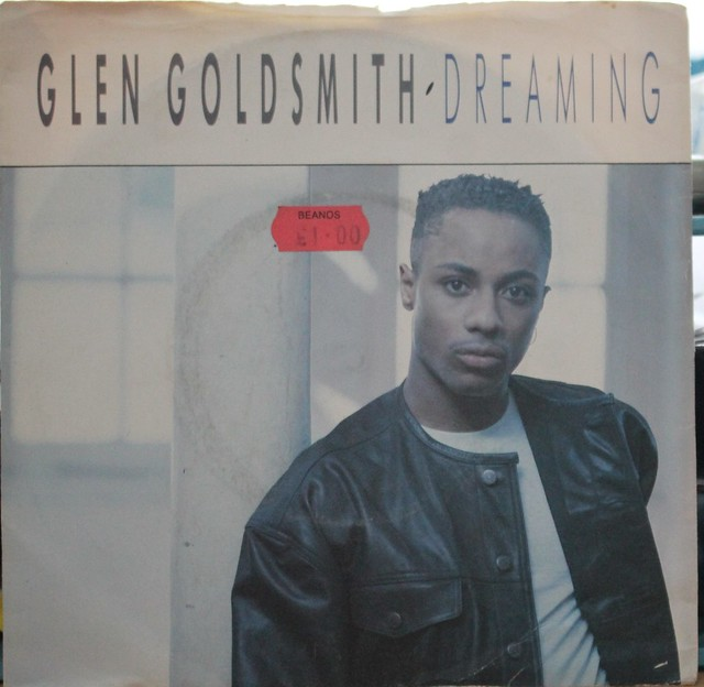 Dreaming Glen Goldsmith 45 Single 1988