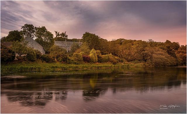 Dusk, River Don