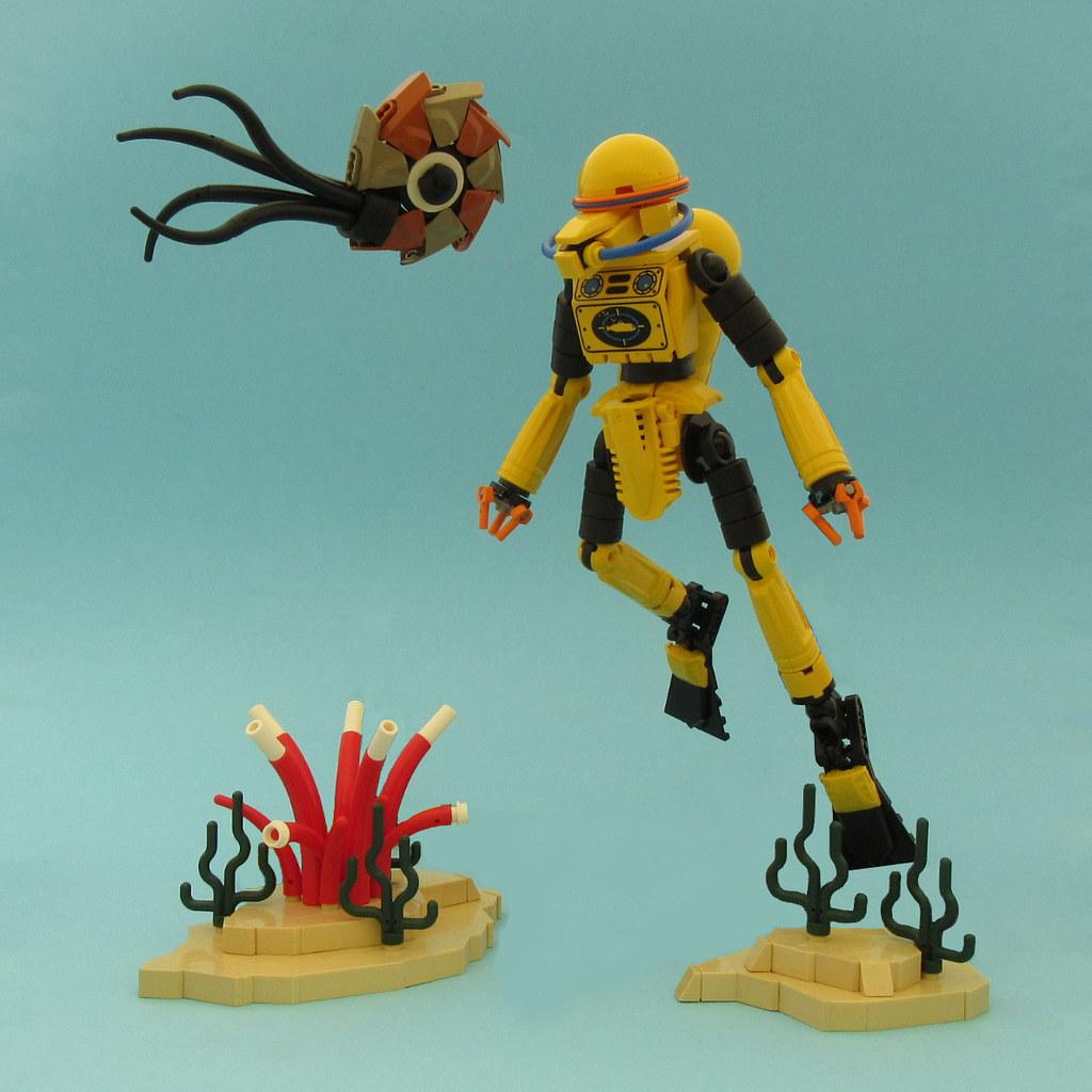 Sam the Scuba Diver