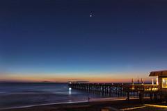 Star Gazing At Sunrise