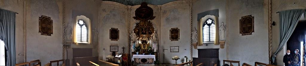 La Madonna miracolosa nel Tempietto di San Giacomo Maggiore