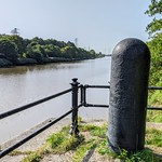 Relic by the river at Preston