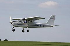 G-CBYZ Tecnam P.92 Echo [PFA 318A-13984] Sywell 010918