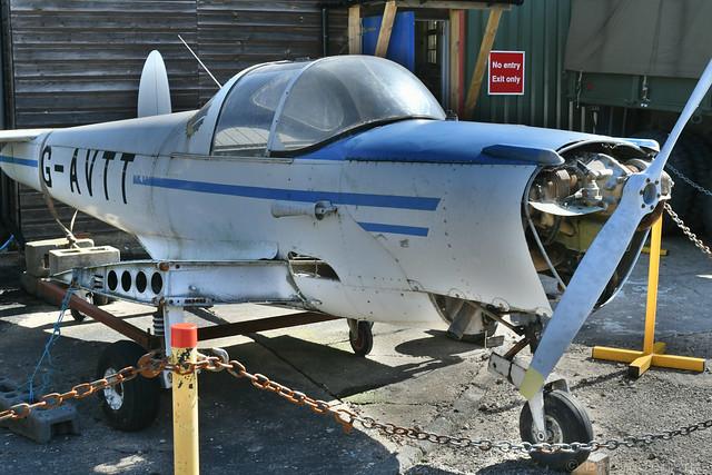 Erco 415D Ercoupe (G-AVTT)