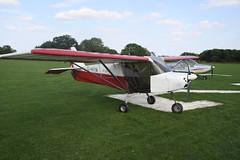 G-HIYA Best Off Skyranger [BMAA HB 493] Sywell 010918
